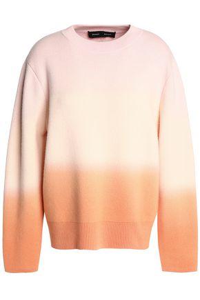 PROENZA SCHOULER Dégradé wool-blend sweater