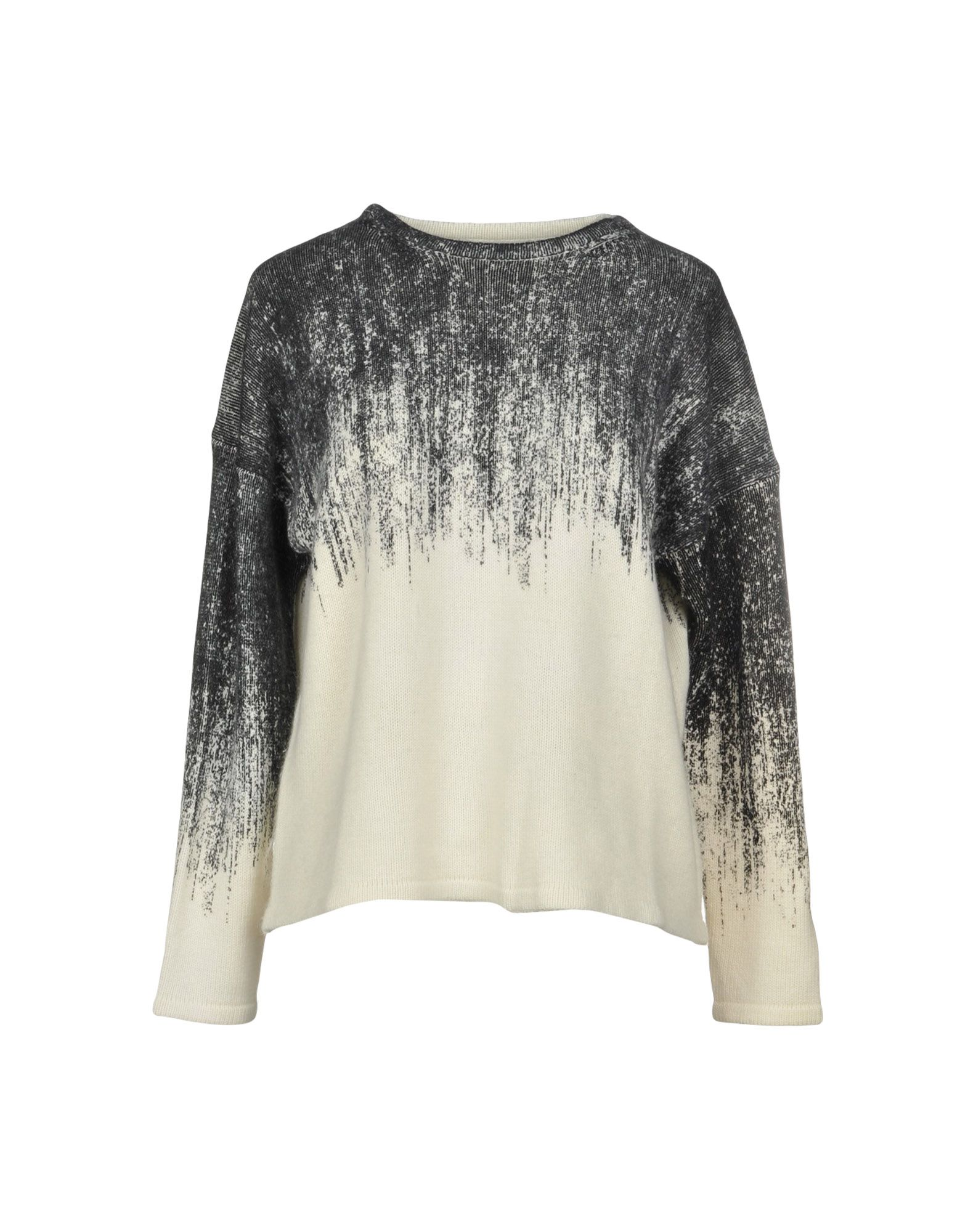 FINE COLLECTION Sweater in Ivory