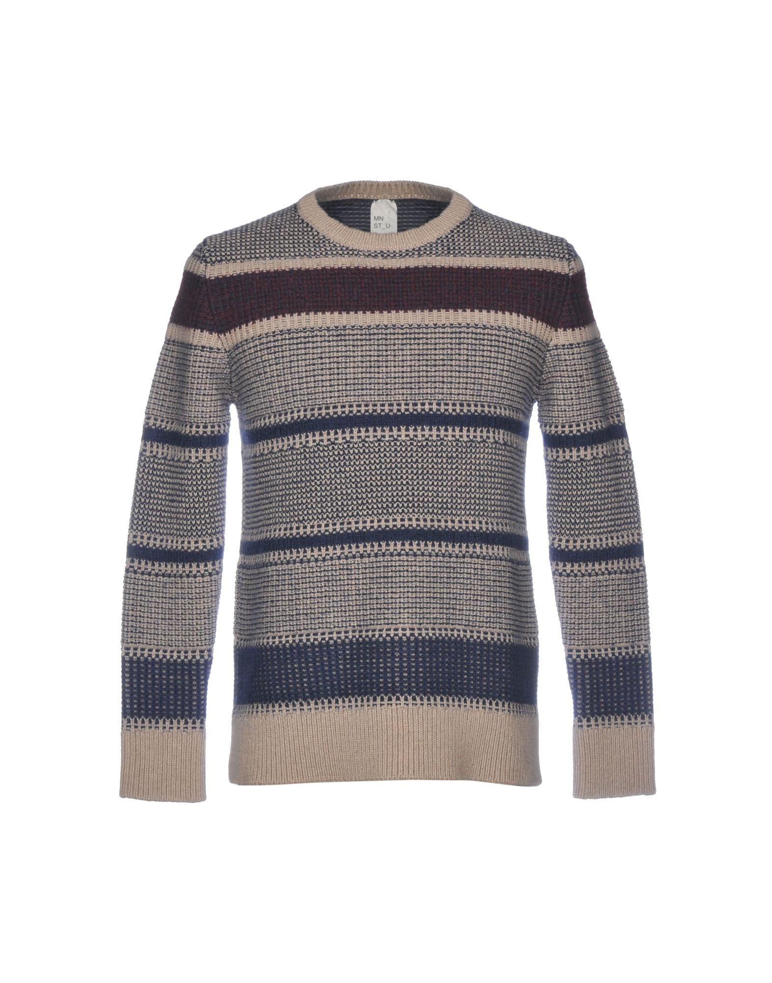 MNST U by MANOSTORTI Свитер свитер мужской u brand
