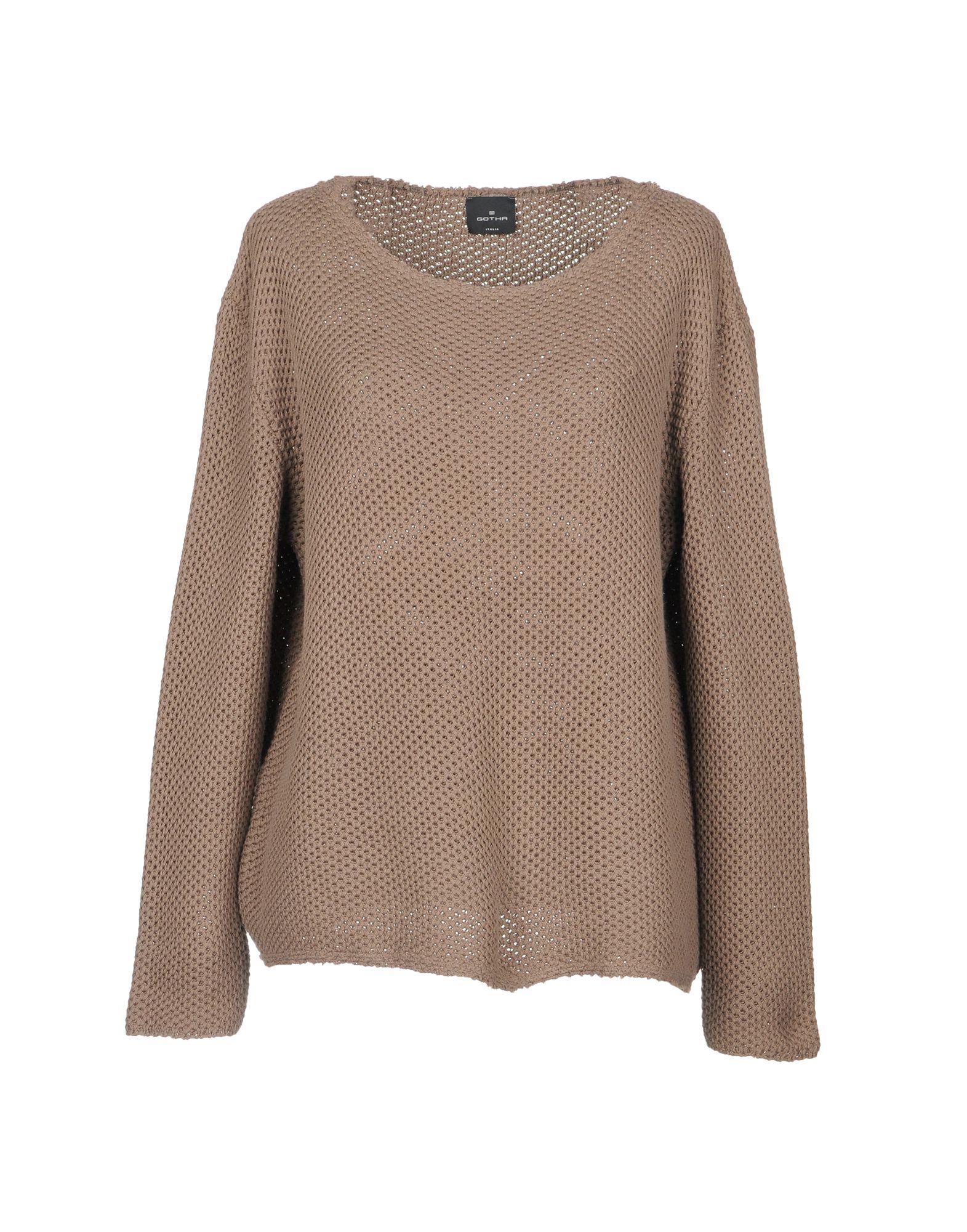 GOTHA Sweater in Khaki