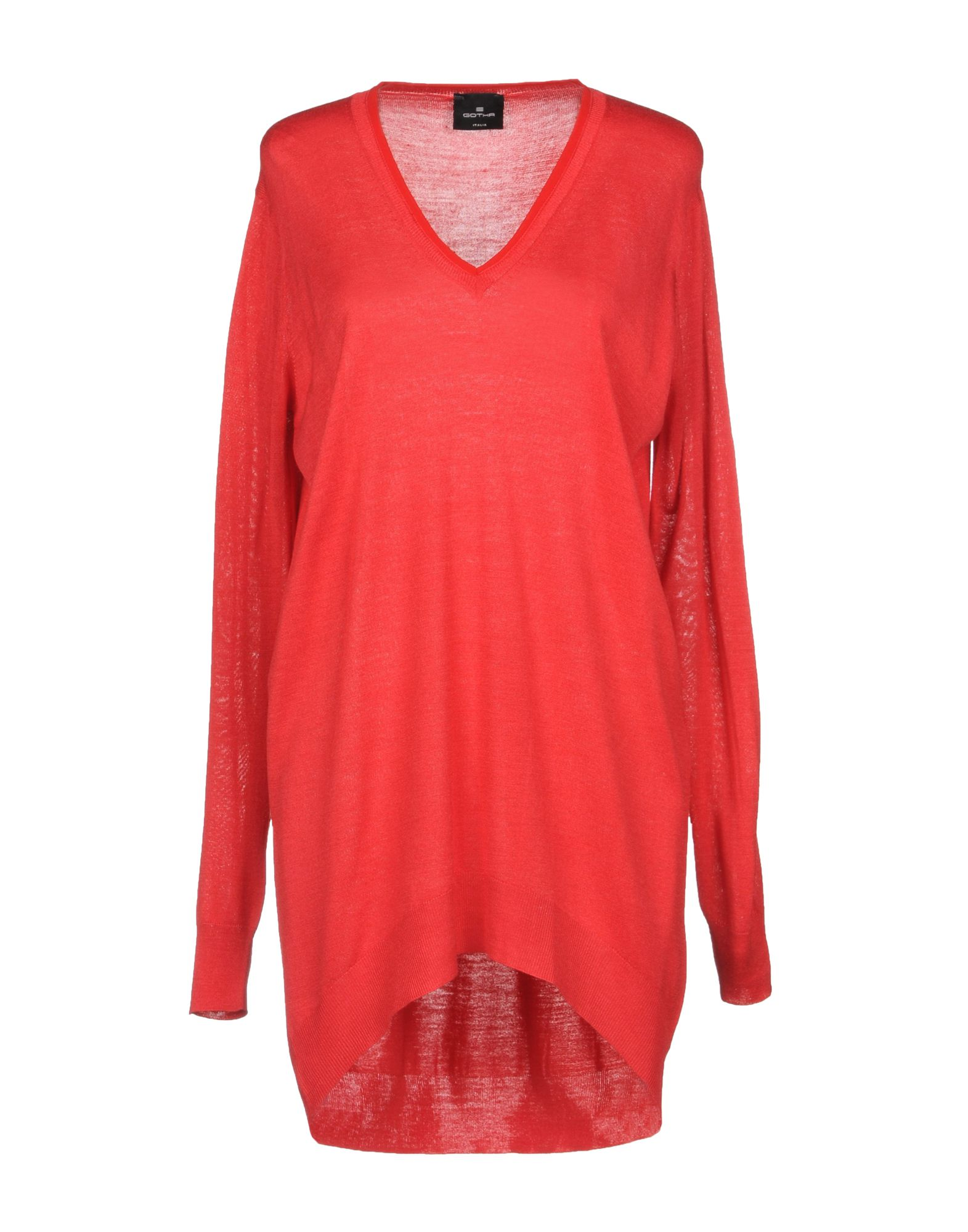 GOTHA Sweater in Red