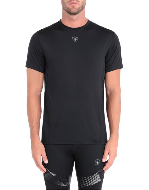 Technical fabric men's T-shirt