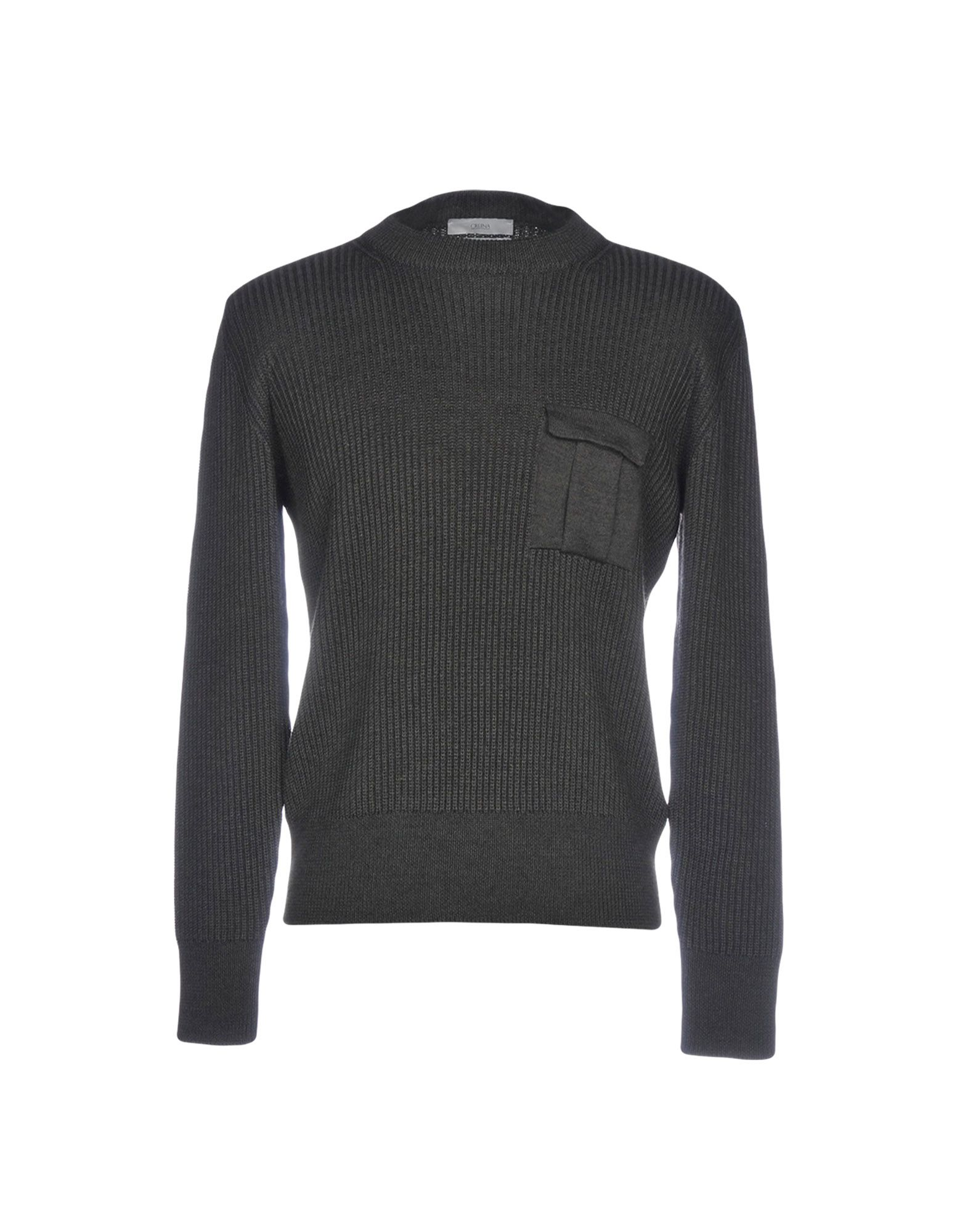 CRUNA Sweater in Steel Grey