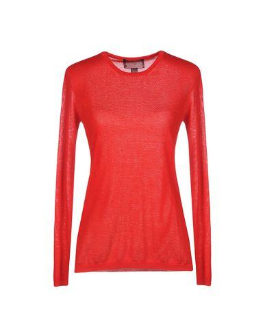 Купить Женский свитер GIAMBATTISTA VALLI красного цвета