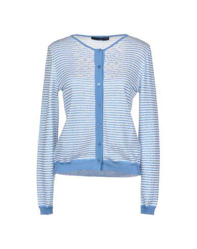 Купить Женский кардиган BLUE LES COPAINS лазурного цвета