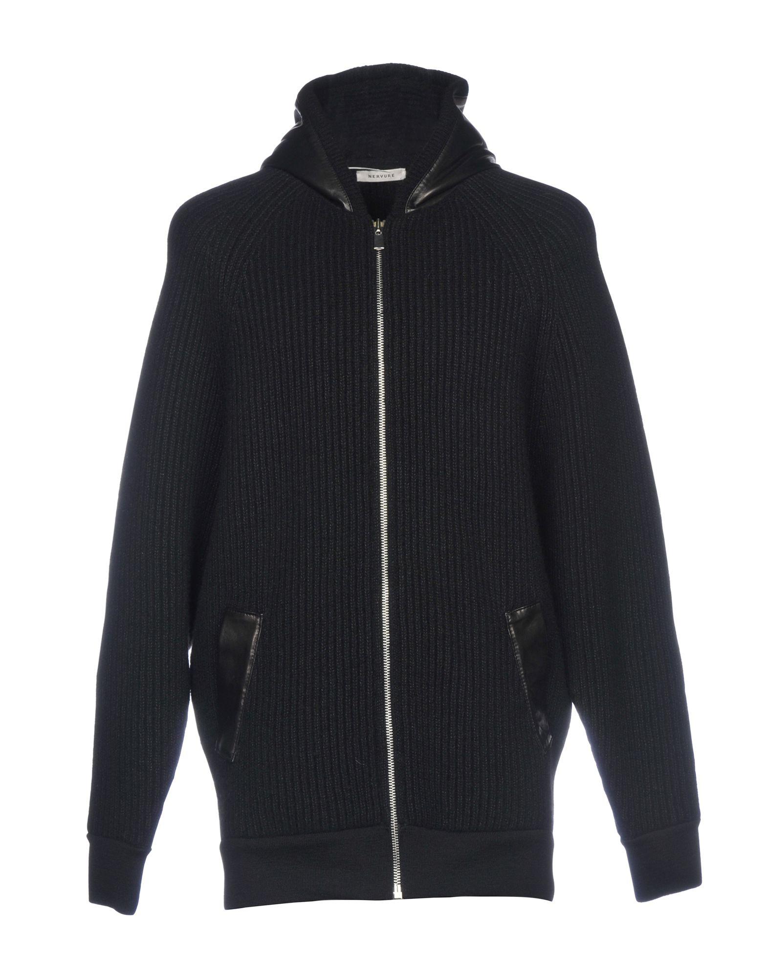 NERVURE Jacket in Black