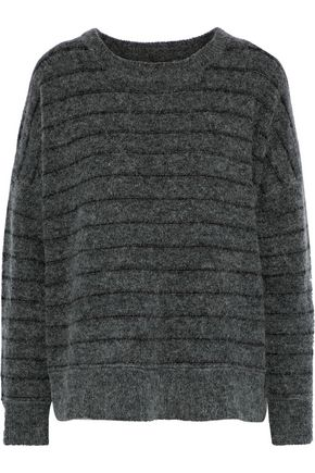 BY MALENE BIRGER Striped knitted sweater