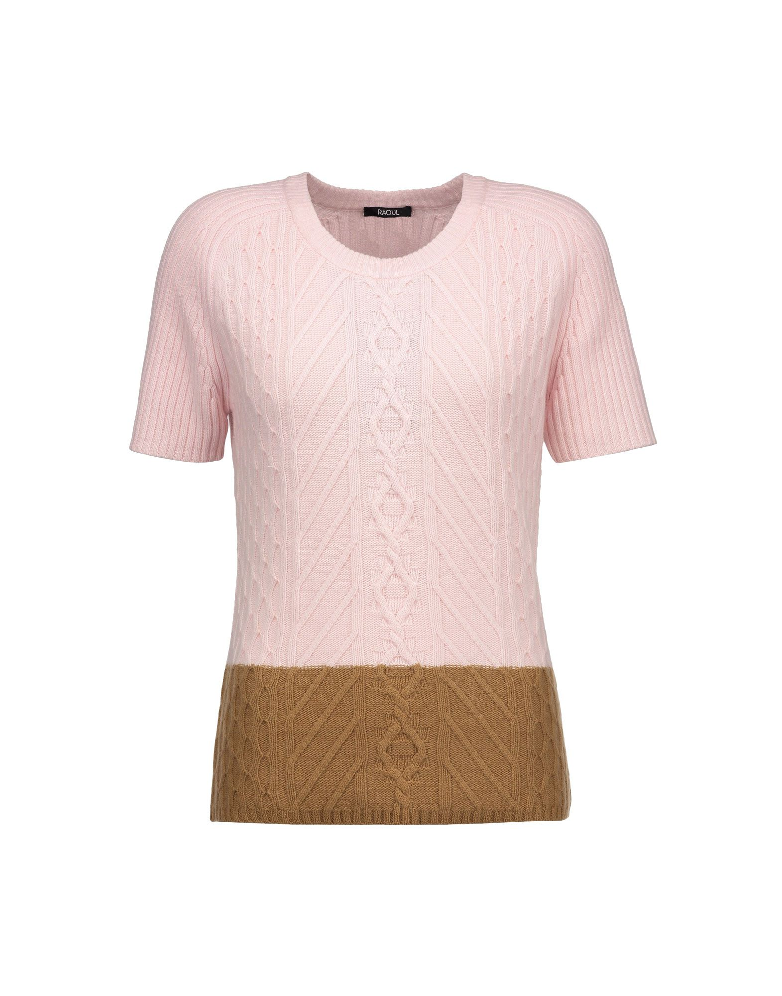 RAOUL Sweaters in Light Pink