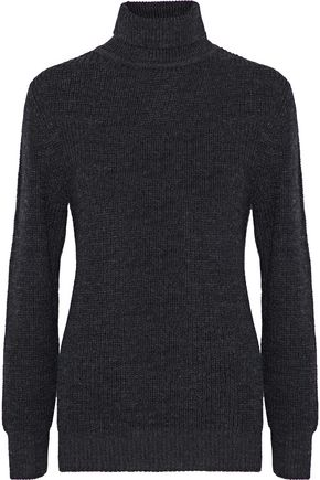 IRO Ribbed-knit turtleneck sweater