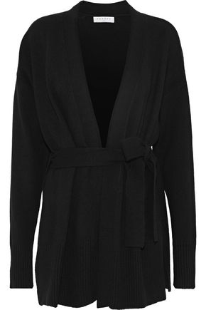 SANDRO Elina wool and cashmere-blend cardigan