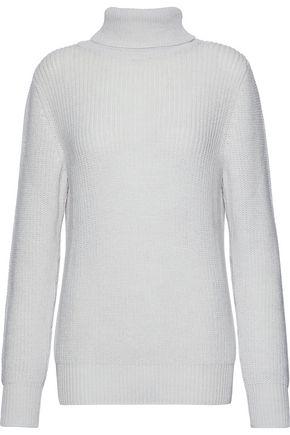 IRO Ribbed-knit turtleneck sweater