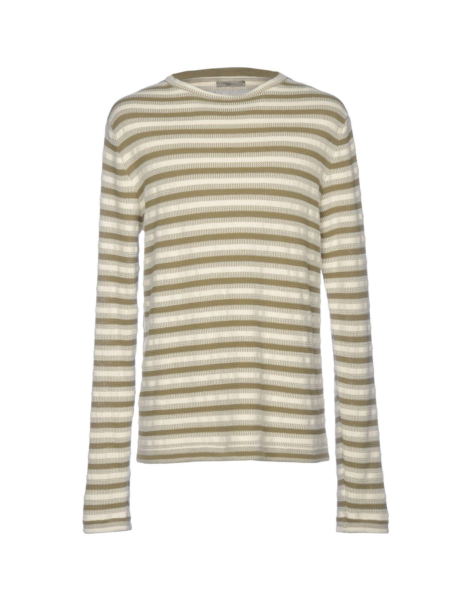 BOGLIOLI Свитер мужской свитер в полоску 52