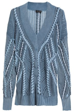 RAG & BONE Open-knit cotton sweater