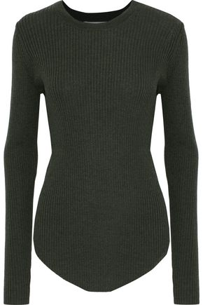 IRO Serena ribbed wool sweater
