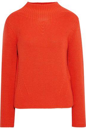 MAJE Metal knitted sweater