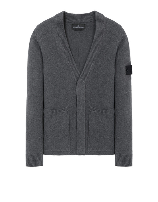 Cardigan 507A1 ENGINEERED CARDIGAN KNIT (WINTER COTTON) STONE ISLAND SHADOW PROJECT - 0