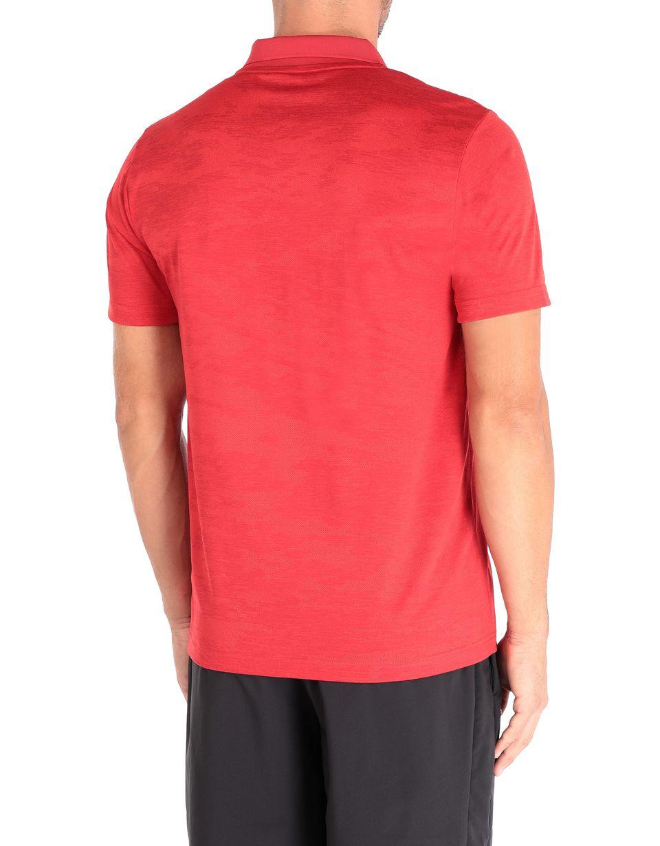Scuderia Ferrari Online Store - T-shirt Scuderia Ferrari - Polo a maniche corte