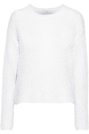 IRO Coli bouclé-knit sweater