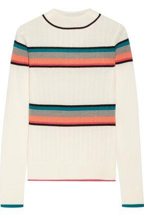 TOME Striped merino wool sweater