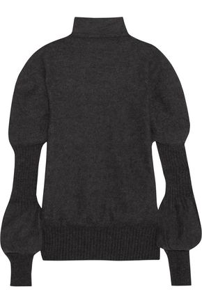 LEMAIRE Knitted turtleneck sweater