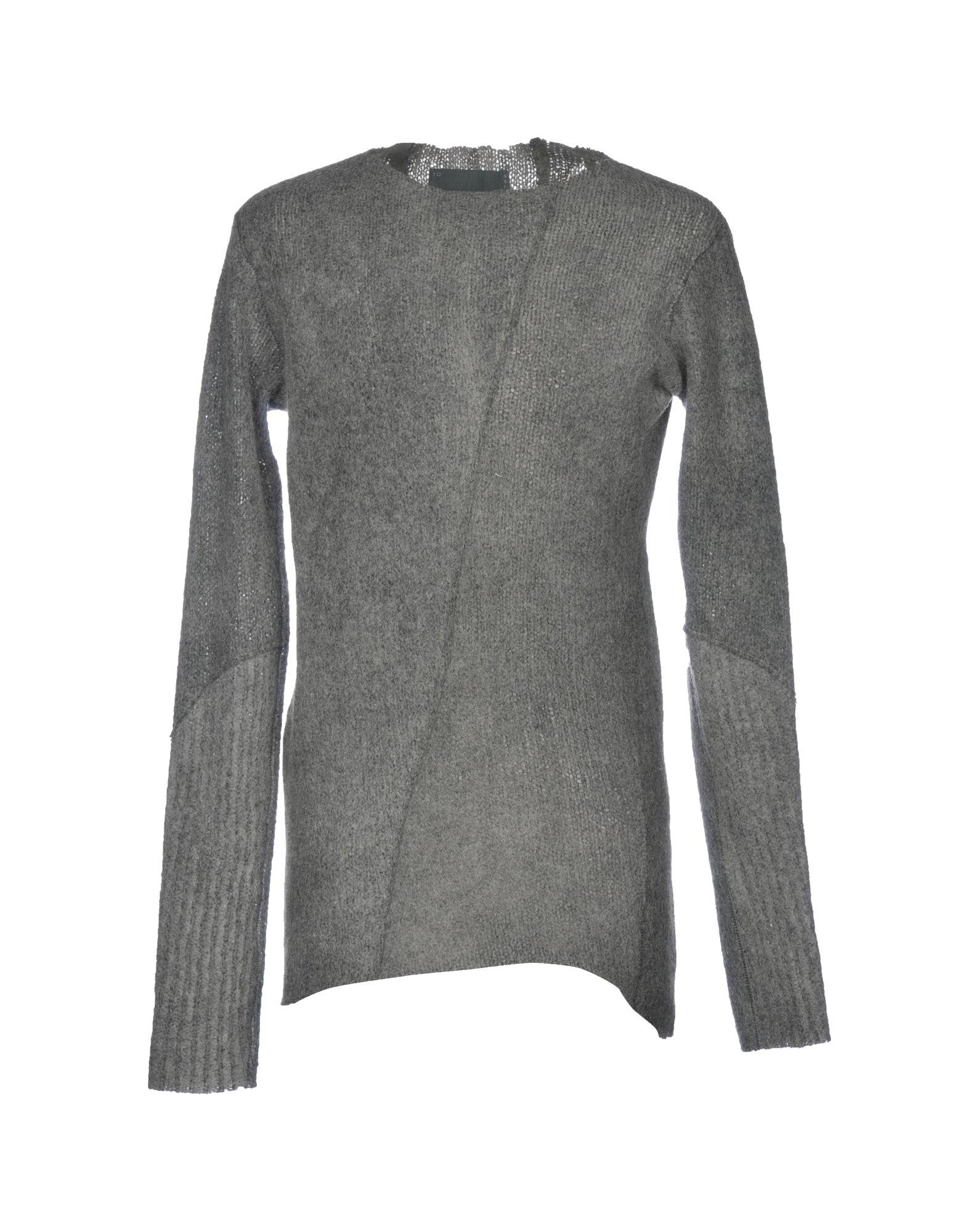 10SEI0OTTO Cashmere Blend in Grey