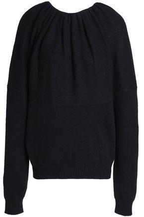 JIL SANDER Gathered cashmere sweater