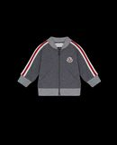 MONCLER SWEAT-SHIRT - Cardigans - homme