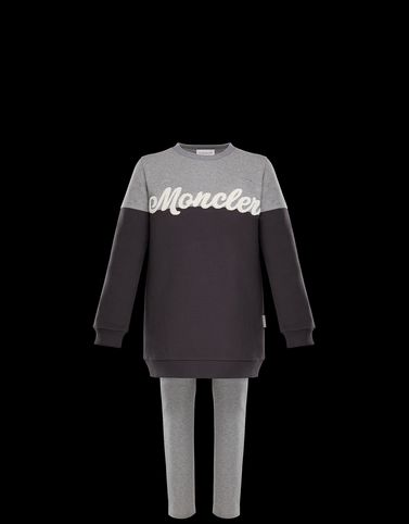 Moncler Kids 4-6 Years - Girl Woman: ALL IN ONE