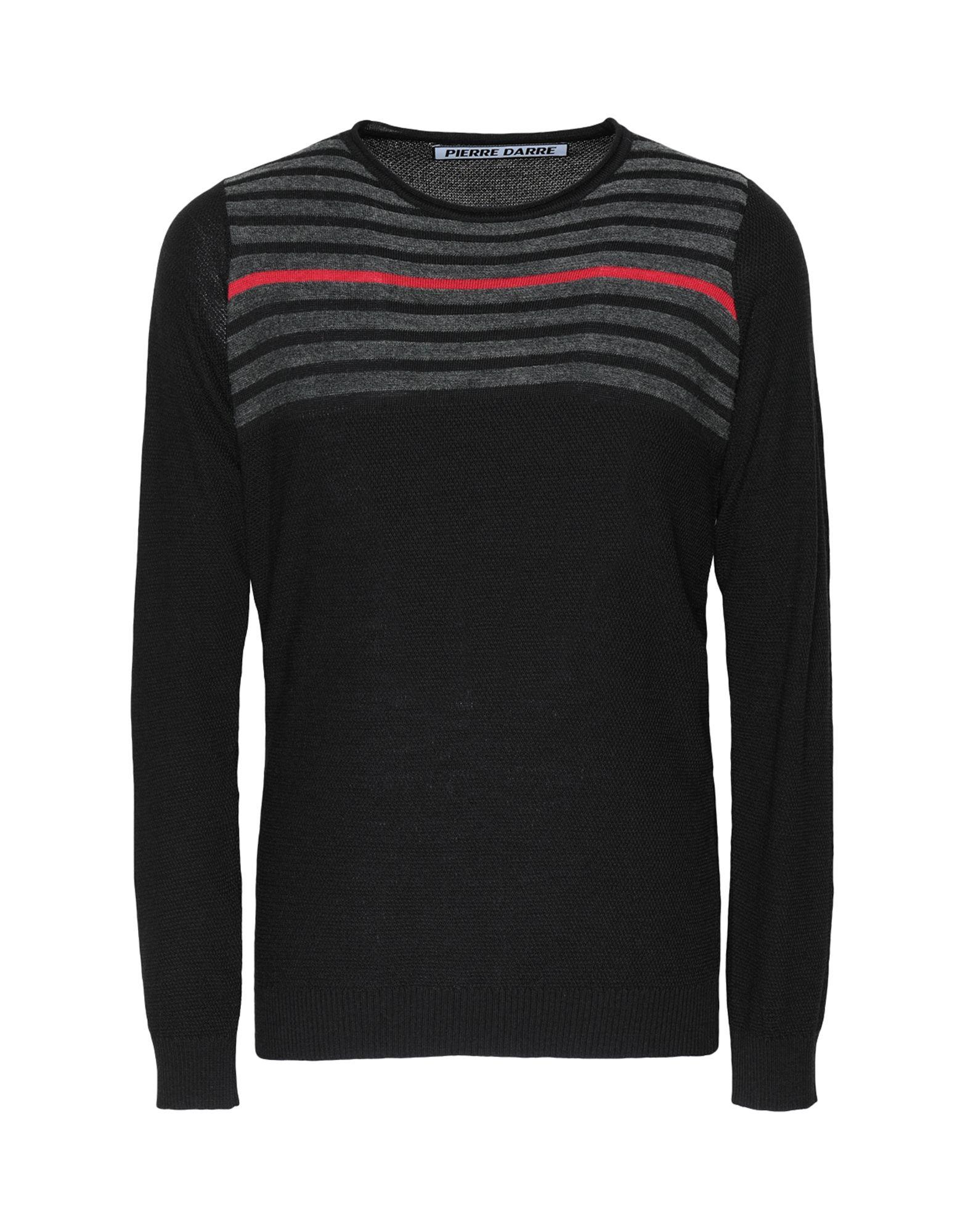 PIERRE DARRÉ Свитер мужской свитер в полоску 52