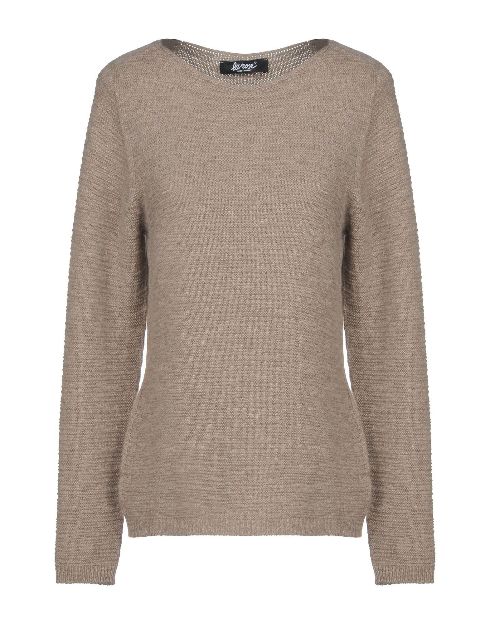 LA ROSE Свитер rose carmine свитер
