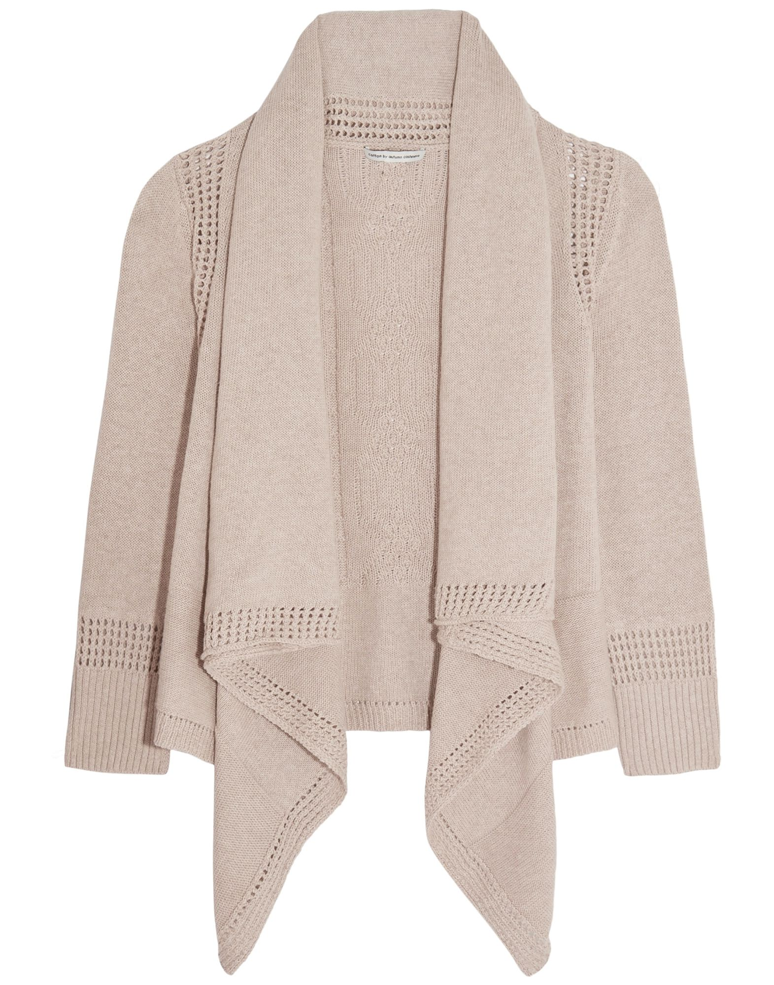 COTTON by AUTUMN CASHMERE Кардиган cotton by autumn cashmere свитер