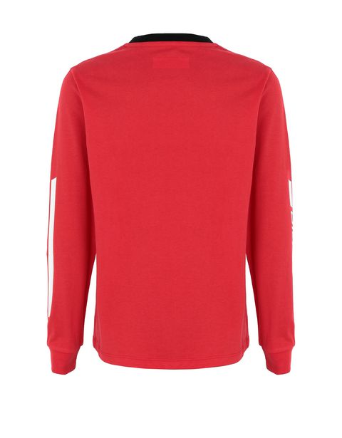 Boys' long-sleeved jersey T-shirt