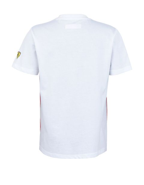 Boys' cotton T-shirt with print