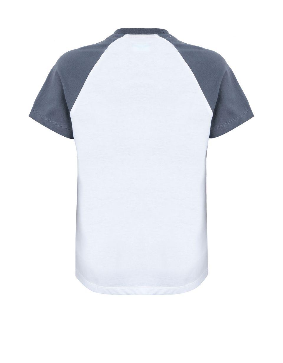 Scuderia Ferrari Online Store - T-shirt junior avec un imprimé lumineux dans le noir - T-shirts à manches courtes