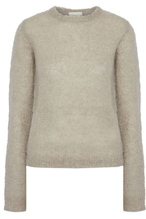SIMON MILLER Tatum mohair and silk-blend sweater