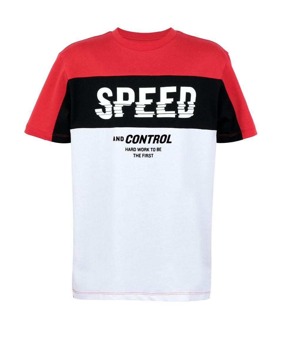 Scuderia Ferrari Online Store - ジュニアプリントTシャツ コットン - 半袖Tシャツ