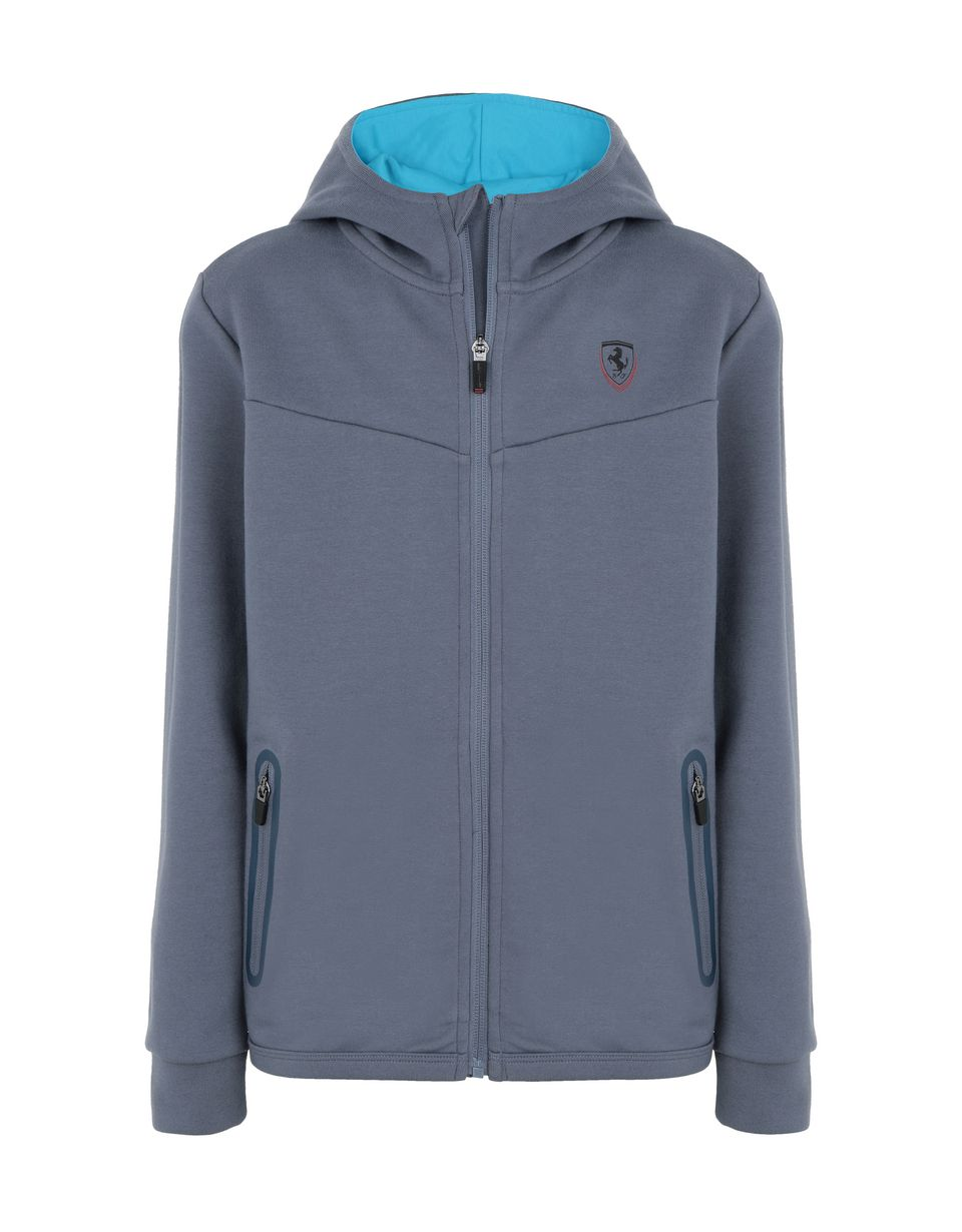 Scuderia Ferrari Online Store - Boy's hoodie - Zip Hood Sweaters