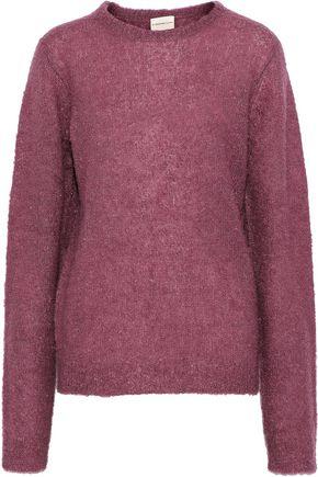 SIMON MILLER Tatum mohair and silk-blend sweater