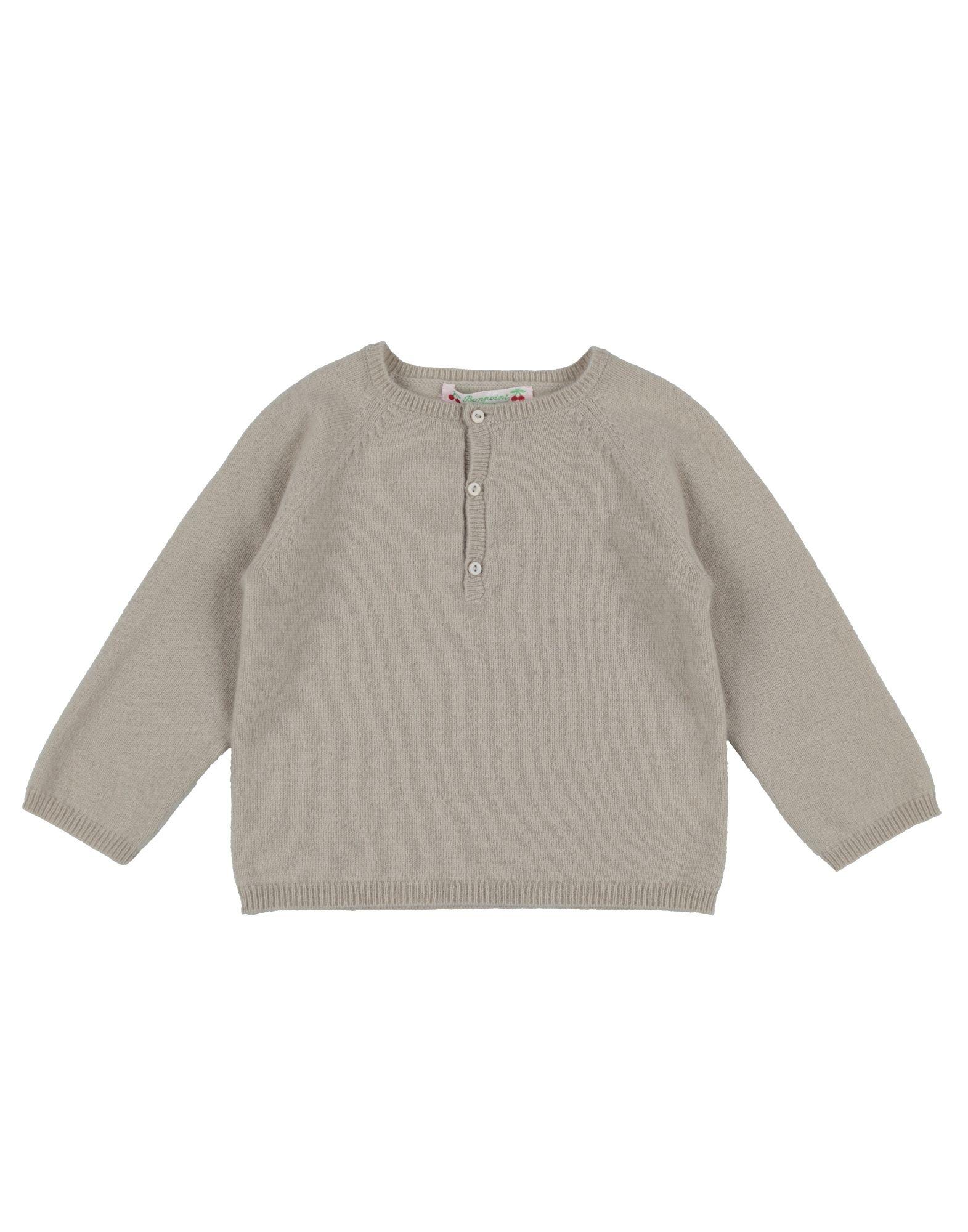 BONPOINT Свитер bonpoint блуза с принтом gazelle