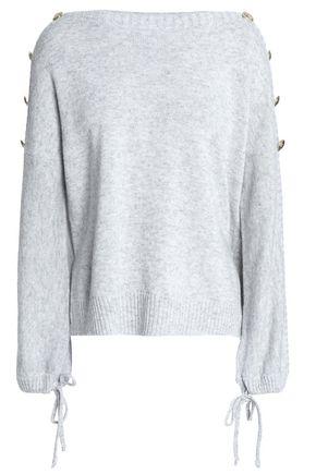 BAUM UND PFERDGARTEN Button-detailed knitted sweater
