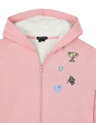 Scuderia Ferrari Online Store - Girls' heavy sweatshirt -