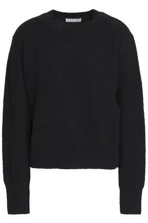 VINCE. Bouclé wool-blend sweater
