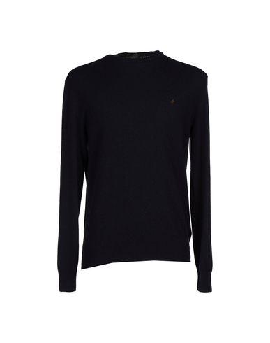 Фото - Мужской свитер BROOKSFIELD темно-синего цвета