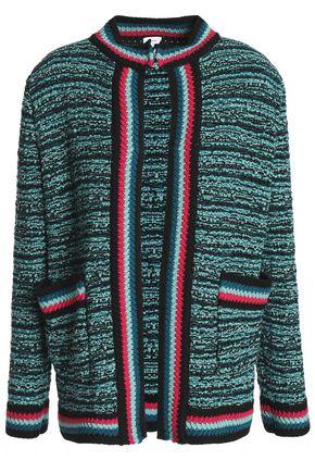 M MISSONI Wool-blend bouclé cardigan