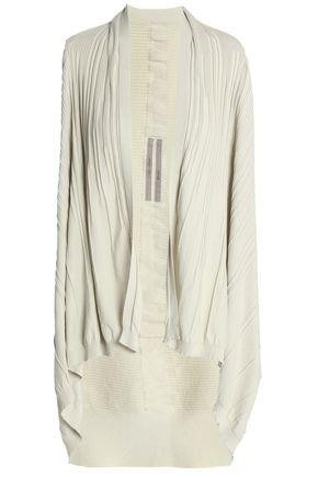 RICK OWENS Ribbed cotton vest