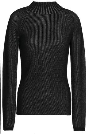 3.1 PHILLIP LIM Metallic wool-blend sweater