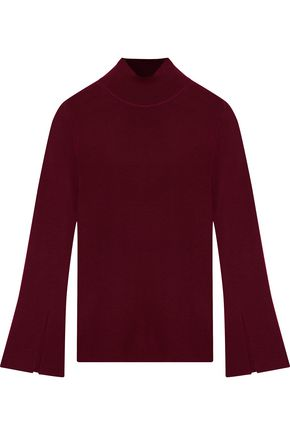 IRIS & INK Ryan wool turtleneck sweater
