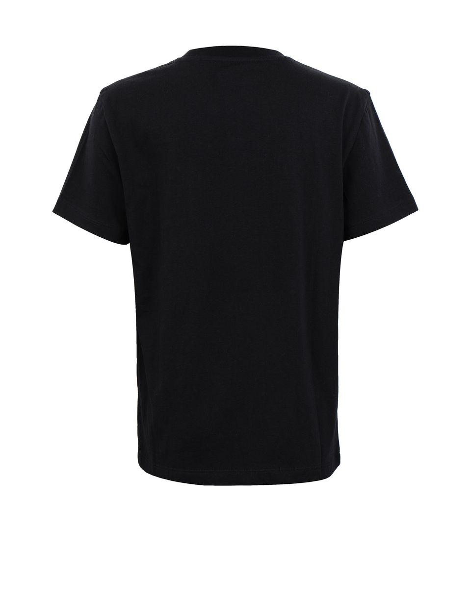 Scuderia Ferrari Online Store - T-shirt junior à imprimé vintage en coton - T-shirts à manches courtes