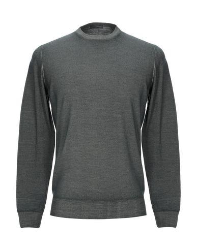 Фото - Мужской свитер DRUMOHR цвет зеленый-милитари