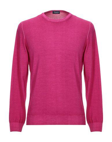 Купить Мужской свитер DRUMOHR цвета фуксия